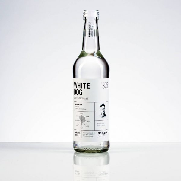 White Dog 875